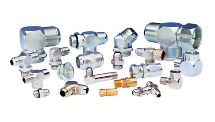 adaptadores de acero
